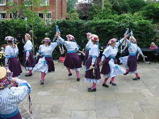 Kettle Bridge Clogs performing